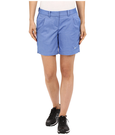 Imbracaminte Femei Nike Golf Oxford Shorts Game RoyalWhite