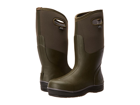 Incaltaminte Barbati Bogs Classic Ultra High Army Green