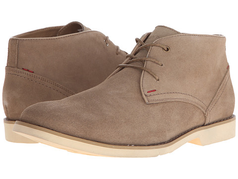 Incaltaminte Barbati Hush Puppies Graton EZ Dress Taupe Suede