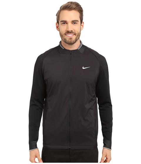 Imbracaminte Barbati Nike Golf Hyperadapt IFI Jacket BlackBlackReflective Silver