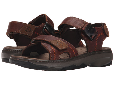 Incaltaminte Barbati Clarks Raffe Sun Brown Leather