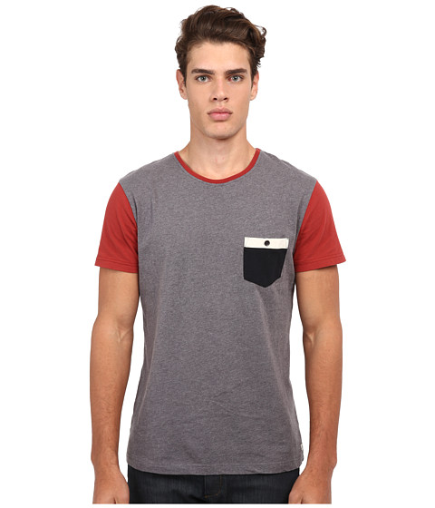 Imbracaminte Barbati Quiksilver Bay Sic Knit Top Medium Grey Heather