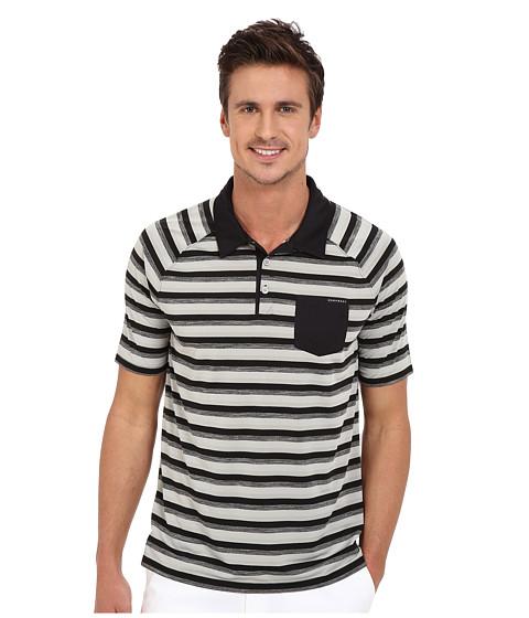 Imbracaminte Barbati Oakley Ace Stripe Polo Black