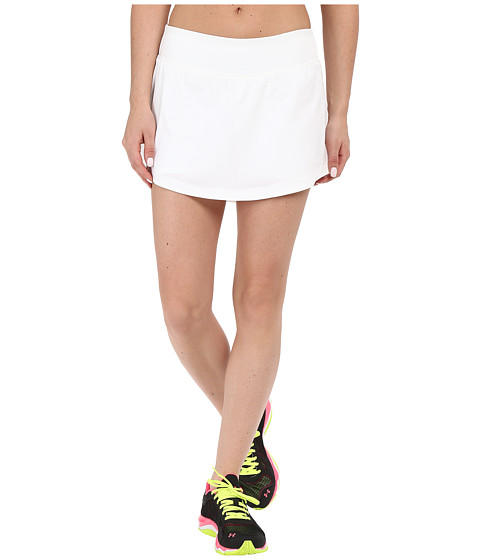Imbracaminte Femei Under Armour UA Stretch Woven Run Skort WhiteWhiteReflective