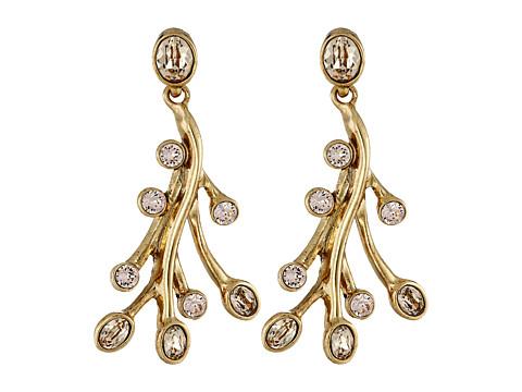 Bijuterii Femei Oscar de la Renta Seaweed P Earrings Sand