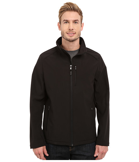 Imbracaminte Barbati Calvin Klein Softshell Open Bottom Jacket Black