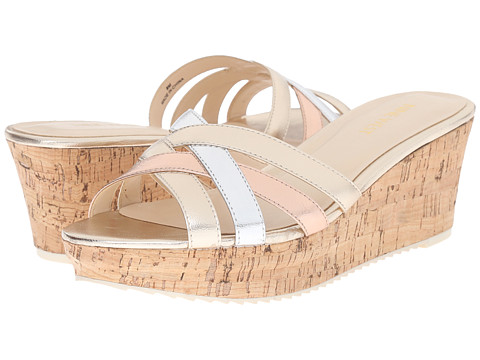 Incaltaminte Femei Nine West Caserta Light Gold Multi