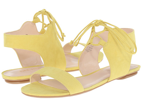 Incaltaminte Femei Nine West Jadlin Yellow Leather