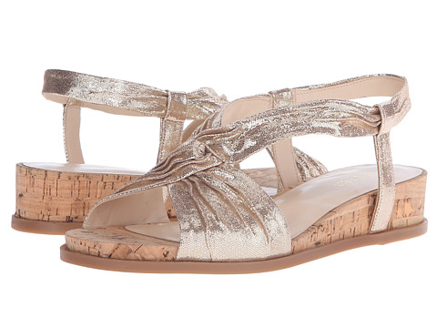Incaltaminte Femei Nine West Manwella Light Gold Metallic