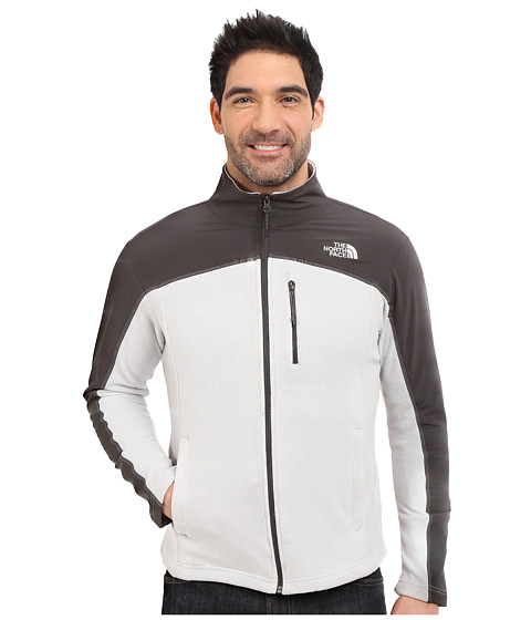 Imbracaminte Barbati The North Face Glacier Trail Jacket High Rise Grey HeatherAsphalt Grey