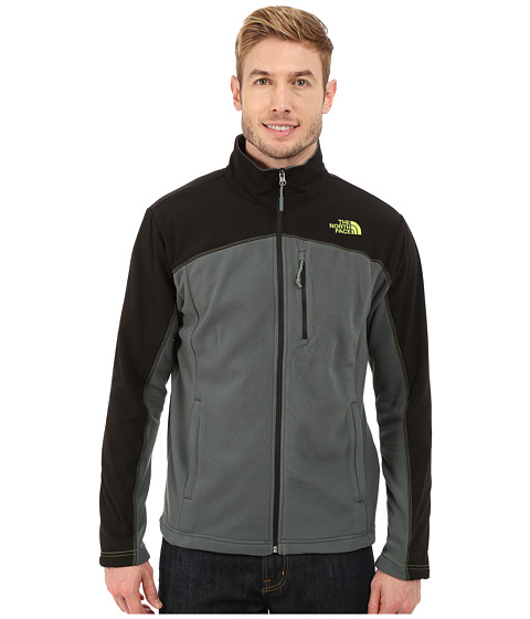Imbracaminte Barbati The North Face Glacier Trail Jacket Spruce GreenTNF Black