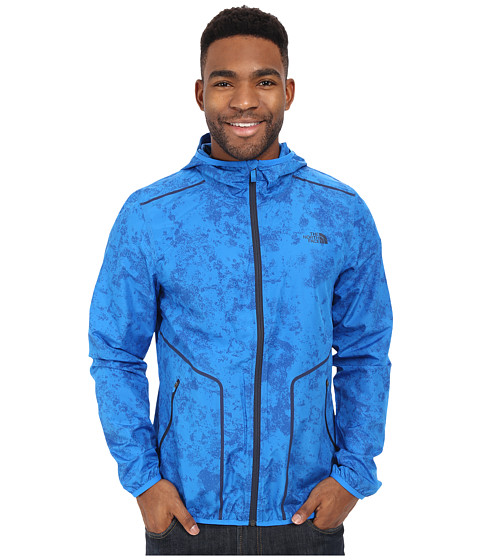 Imbracaminte Barbati The North Face Ampere Wind Trainer Bomber Blue