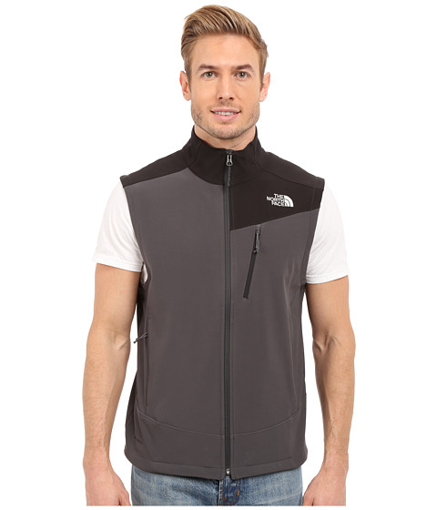 Imbracaminte Barbati The North Face Apex Shellrock Vest Asphalt GreyTNF Black
