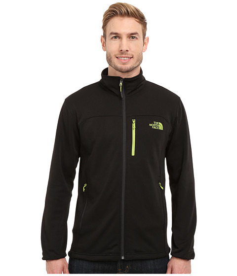 Imbracaminte Barbati The North Face Momentum Jacket TNF BlackTNF BlackMacaw Green