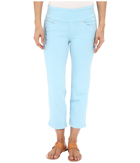Imbracaminte Femei Jag Jeans Echo Pull-On Classic Fit Crop in Dolce Twill Azure