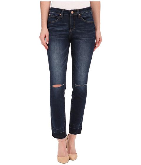 Imbracaminte Femei Jag Jeans Rochelle Ankle Capital Denim in Dark Vintage Dark Vintage