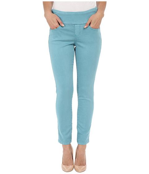 Imbracaminte Femei Jag Jeans Amelia Ankle Pigment Dyed Knit Denim in Oceana Oceana