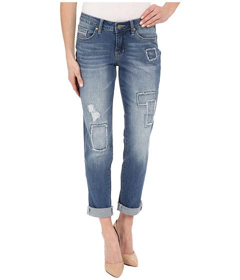 Imbracaminte Femei Jag Jeans Patched Alex Boyfriend Capital Denim in Rock Water Blue Rock Water Blue
