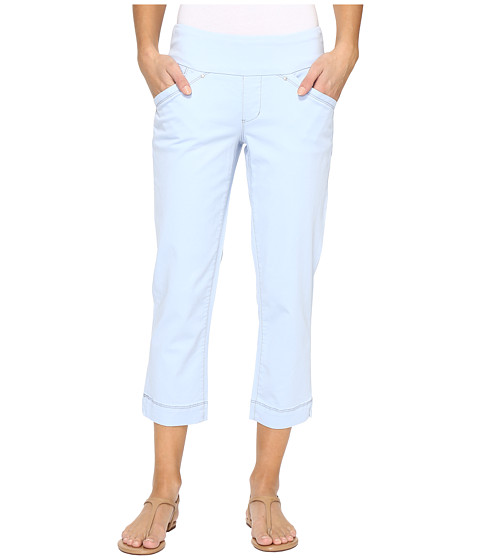 Imbracaminte Femei Jag Jeans Marion Crop in Bay Twill Bluebell