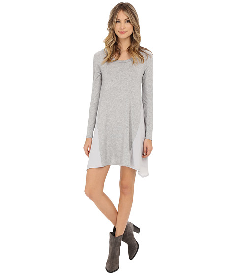 Imbracaminte Femei Splendid Jersey Dress Heather Grey
