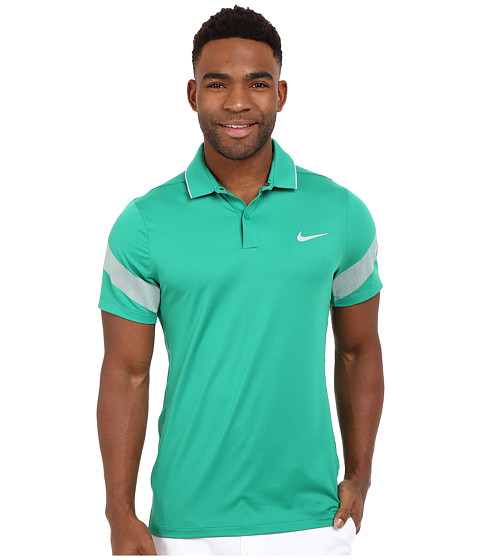 Imbracaminte Barbati Nike Golf Momentum Framing Commander Lucid GreenMidnight NavyReflective Silver
