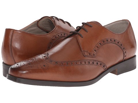 Incaltaminte Barbati Clarks Amieson Limit Tan Leather