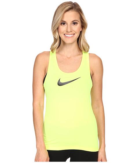 Imbracaminte Femei Nike Pro Cool Training Tank Top VoltBlack