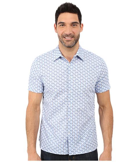 Imbracaminte Barbati Perry Ellis Exclusive Multicolor Print Shirt Provence