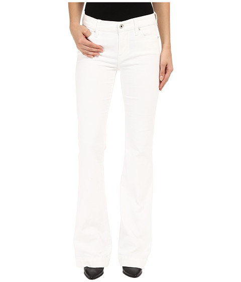 Imbracaminte Femei Lucky Brand Brooke Flare in White Cap White Cap