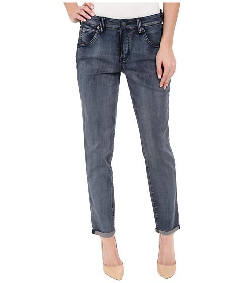 Imbracaminte Femei Miraclebody Jeans Brodie Boyfriend Jeans in Avalon Blue Avalon Blue