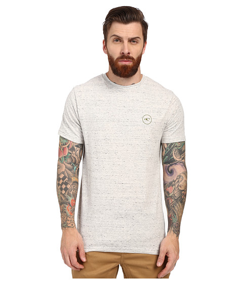 Imbracaminte Barbati O'Neill Moro Short Sleeve Screen Tee Bone