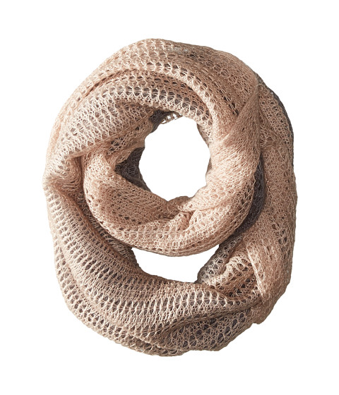 Accesorii Femei Michael Stars Laced Knit Ombre Eternity Scarf Chantilly