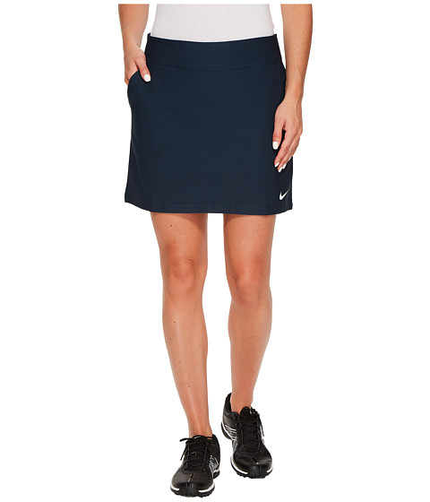Imbracaminte Femei Nike Golf Tournament Knit Skort Armory NavyWhite