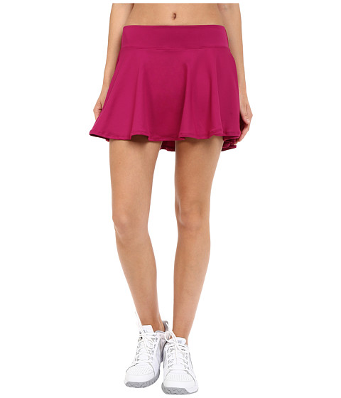 Imbracaminte Femei Nike Court Baseline Tennis Skirt Dynamic BerryDynamic