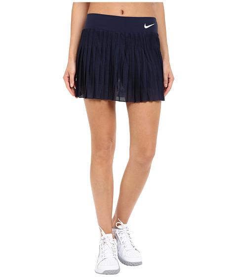 Imbracaminte Femei Nike Court Victory Premier Tennis Skirt ObsidianWhite