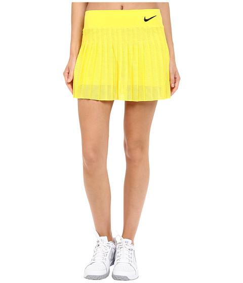 Imbracaminte Femei Nike Court Victory Premier Tennis Skirt Opti YellowObsidian