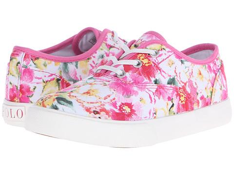 Incaltaminte Fete Polo Ralph Lauren Vali Gore (Little Kid) Pink Floral