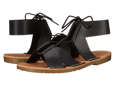 Incaltaminte Femei Dirty Laundry Emphasis Lace Up Sandal Black