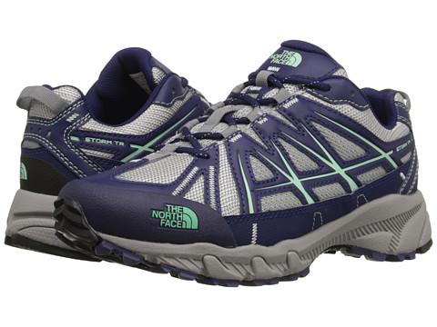Incaltaminte Femei The North Face Storm TR Foil GreyAstral Aura Blue (Prior Season)