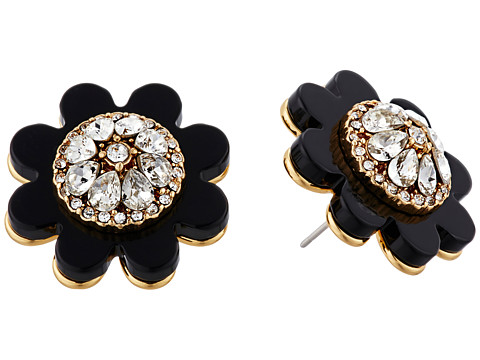 Bijuterii Femei Kate Spade New York Shadow Blossoms Statement Studs Earrings NeutralMulti