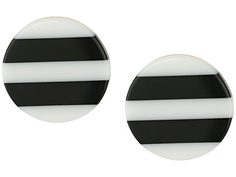 Bijuterii Femei Kate Spade New York Dot Dot Dot Studs Earrings BlackMulti