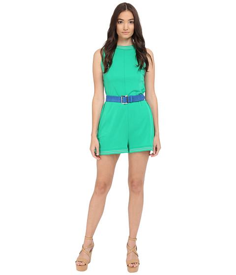 Imbracaminte Femei DSQUARED2 Crepe Viscose Jersey Green