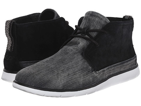 Incaltaminte Barbati UGG Freamon Washed Denim Black Denim