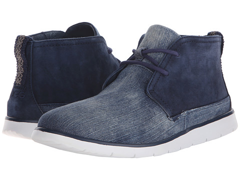 Incaltaminte Barbati UGG Freamon Washed Denim Navy Denim