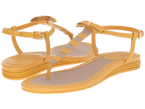 Incaltaminte Femei Cole Haan Analyn Grand Sandal Mineral Yellow
