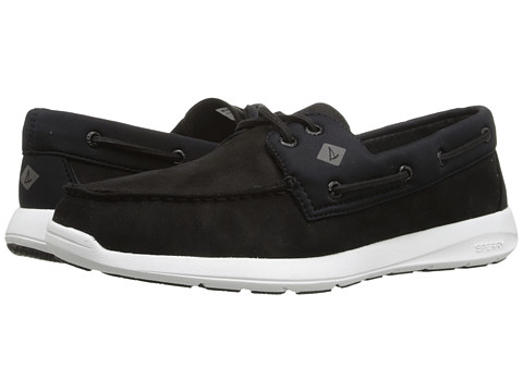 Incaltaminte Barbati Sperry Top-Sider Sojourn 2 - Eye Micro Fiber Black