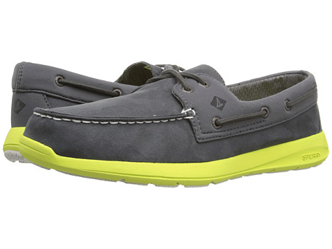 Incaltaminte Barbati Sperry Top-Sider Sojourn 2 - Eye Micro Fiber Grey