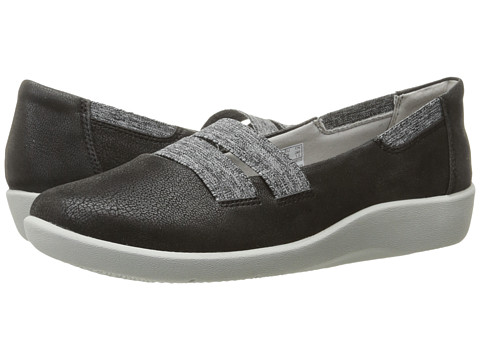 Incaltaminte Femei Clarks Sillian Rest Black