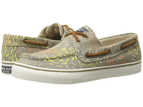 Incaltaminte Femei Sperry Top-Sider Bahama Fish Circle Taupe