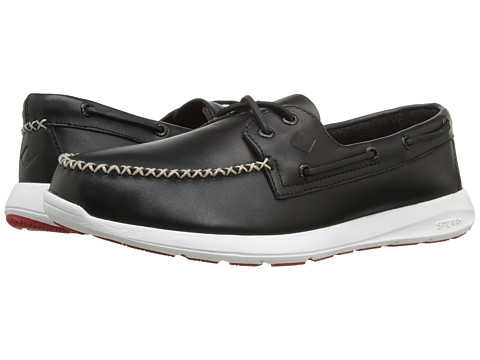 Incaltaminte Barbati Sperry Top-Sider Sojourn 2 - Eye Leather Black